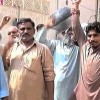 Protest in Multan against gas load shedding despite overbilling