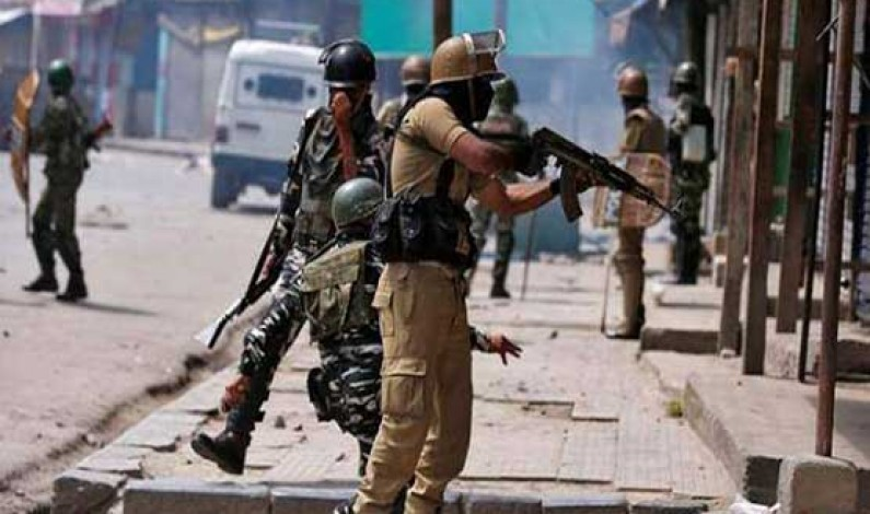 Indian troops launch cordon operation in Occupied Kashmir