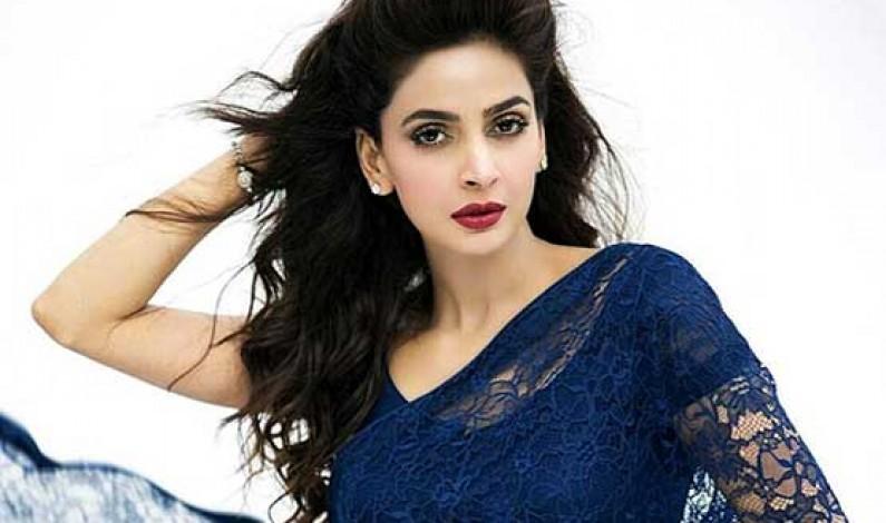 Not in favor of displaying Indian movies in Pakistani cinemas: Saba Qamar