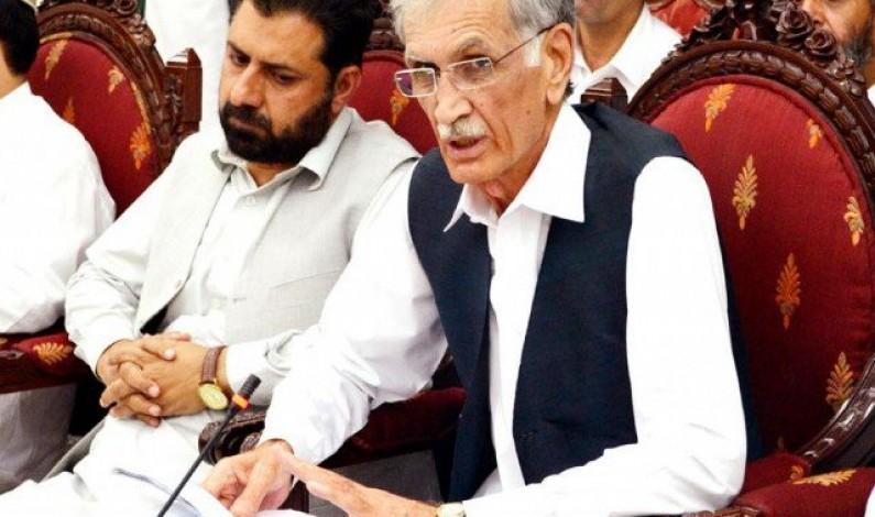PM picks Khattak to probe election 'rigging'