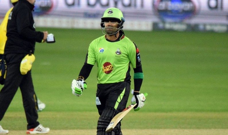 Umar Akmal's future in PSL remains undecided