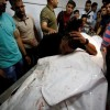 Six Palestinians, including two boys, killed by Israeli troops in Gaza protest