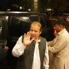 Nawaz returns to political arena after months-long absence