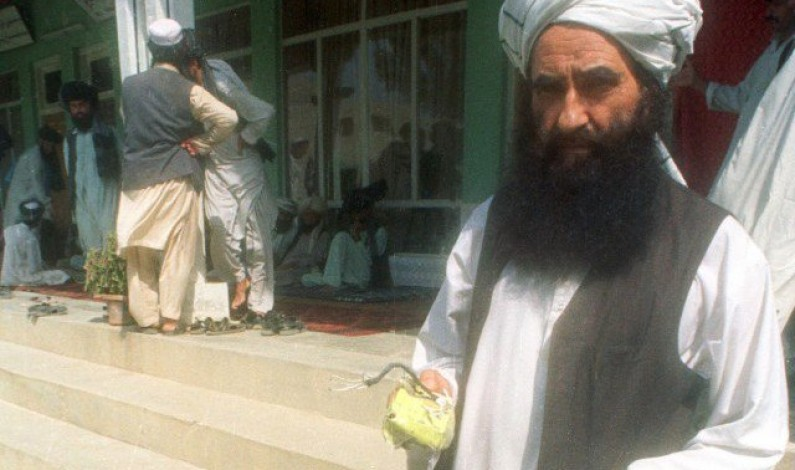 Afghan Taliban announces death of Haqqani network founder
