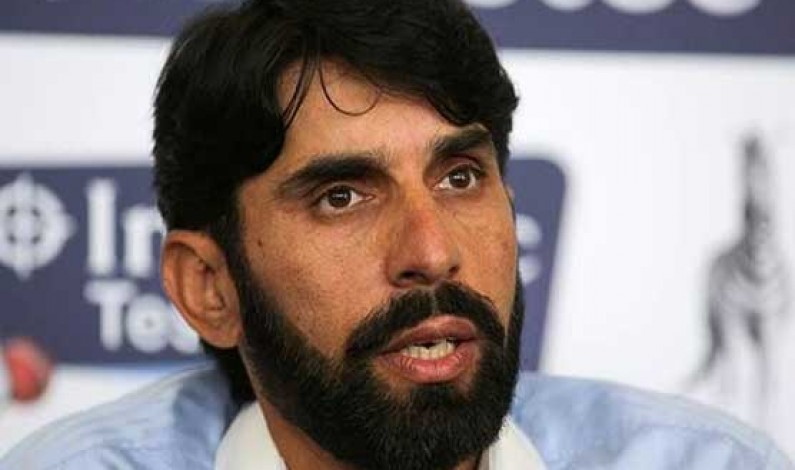 Misbah bashes PCB over poor facilities in first class cricket