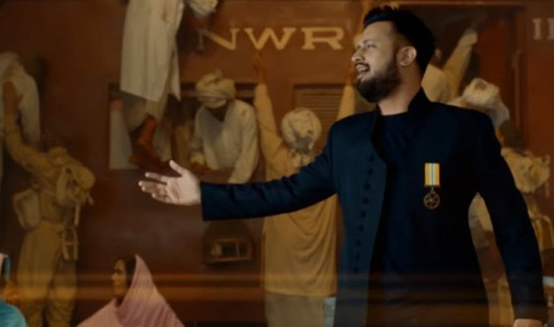 Atif Aslam, ISPR team up for Defence Day song