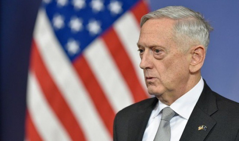Mattis makes unannounced visit to Afghanistan