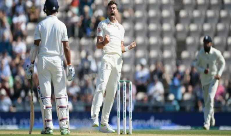 5th, final test b/w India, England to begin today