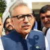 President Alvi to address parliament's joint session on Thursday