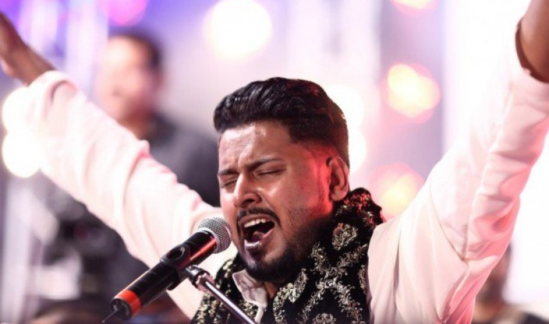 Hamza Akram Qawwal requests Indian government to relax visa laws for musicians