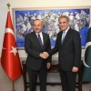 FM Qureshi holds high-level talks with Turkish counterpart