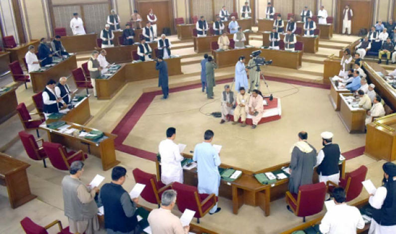 Polling starts for vacated Balochistan Senate seat