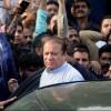 Nawaz, Maryam leave Jati Umra for Adiala as parole ends
