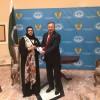 Senator Sehar Kamran(TI), first Pakistani parliamentarian to receive Russian State Award
