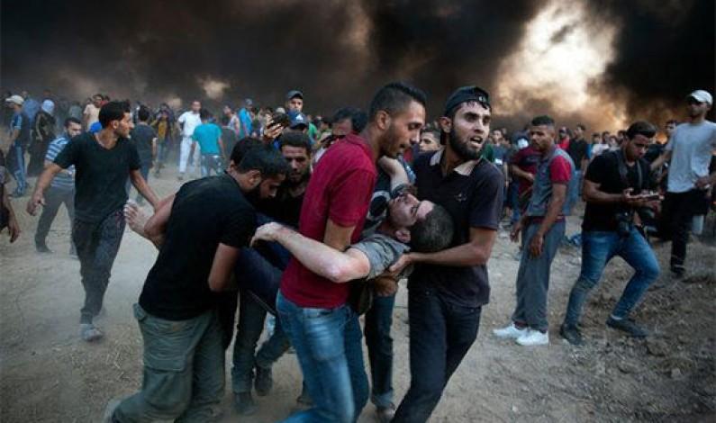 Israel halts Gaza fuel deliveries as 7 Palestinians killed