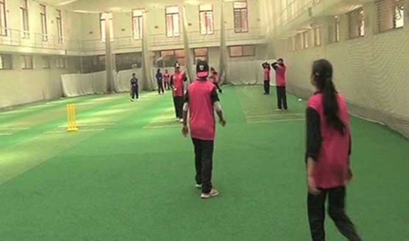 PCB introduces tape-ball cricket for women