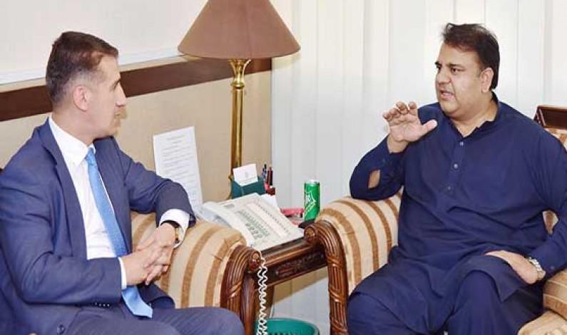 Azerbaijan Ambassador offers $100 million credit to address Pakistan's energy issues