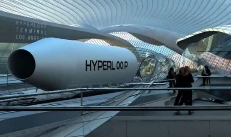 Musk says LA Hyperloop tunnel to be unveiled in December