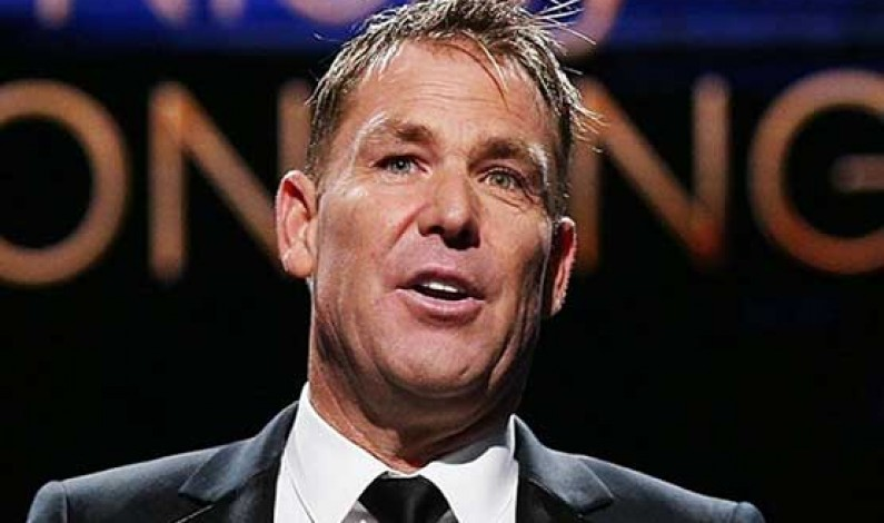 Australia need 'kick up backside', says spin legend Warne