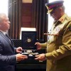 King Abdullah awards Gen Qamar with Jordan's top military honour