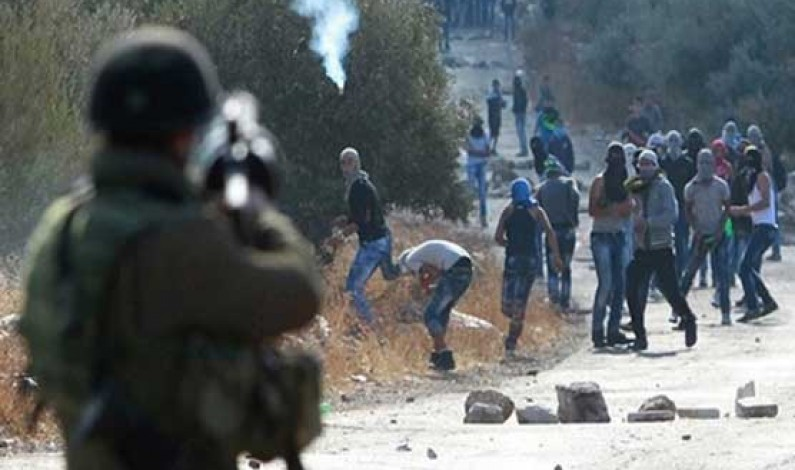 Palestinian killed by Israeli fire during West Bank clash: ministry