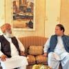 Fazl, Sharif likely to meet tomorrow