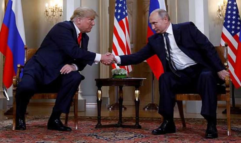 US invites Putin to Washington, but says get out of Ukraine