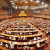 NA session marred by opposition boycott