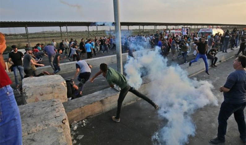 Palestinian teen killed in clashes with Israeli army: Gaza ministry