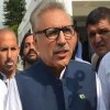 President Alvi files acquittal plea in PTV, Parliament attack cases