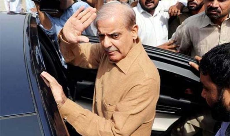 Ashiana Housing scandal: Shehbaz Sharif produced before accountability court