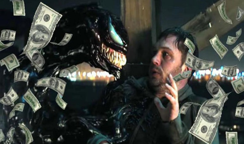 Villain Venom is box office hero in North American theaters