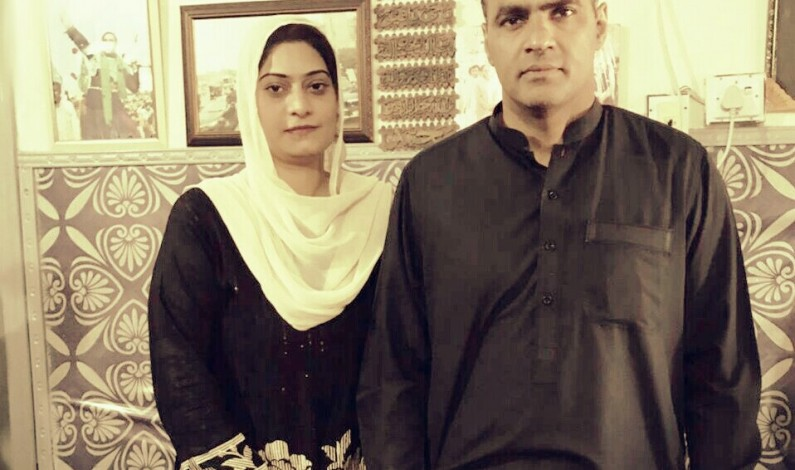Bindia ishaq expressed condolences on the death of Abid sher Ali's mother