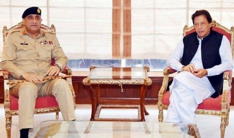 PM, army chief discuss security situation