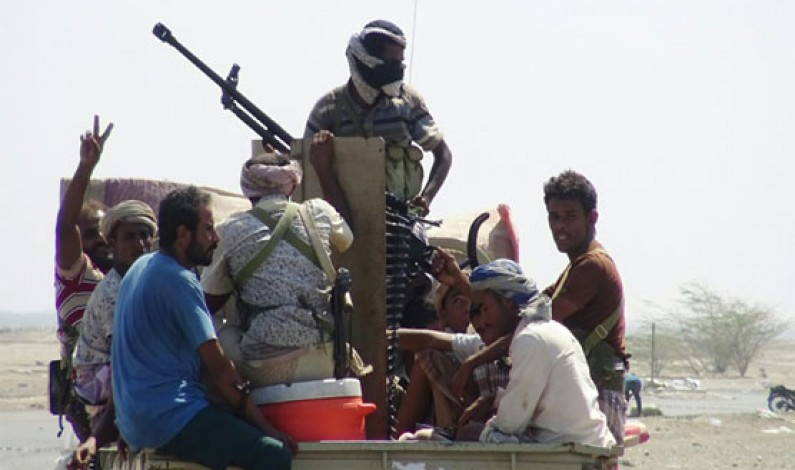 Pro-govt forces halt Yemen port offensive as UAE backs talks