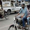 Pillion riding banned in Sindh from 10th to 13th Rabi-ul-Awal