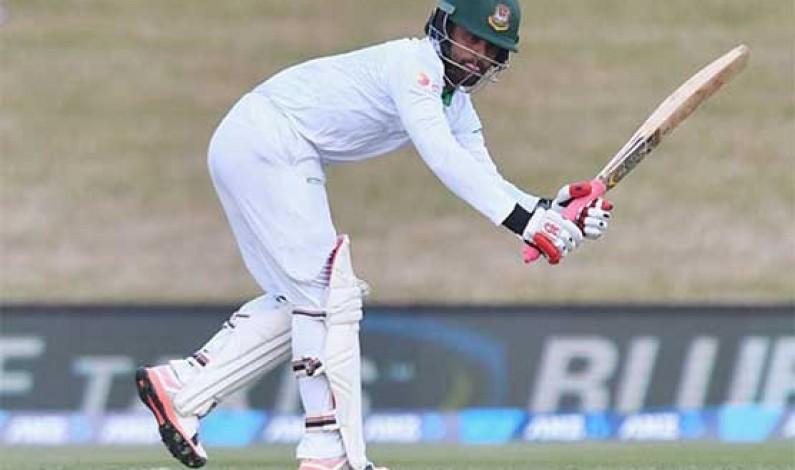 Bangladesh opt to bat in first West Indies Test