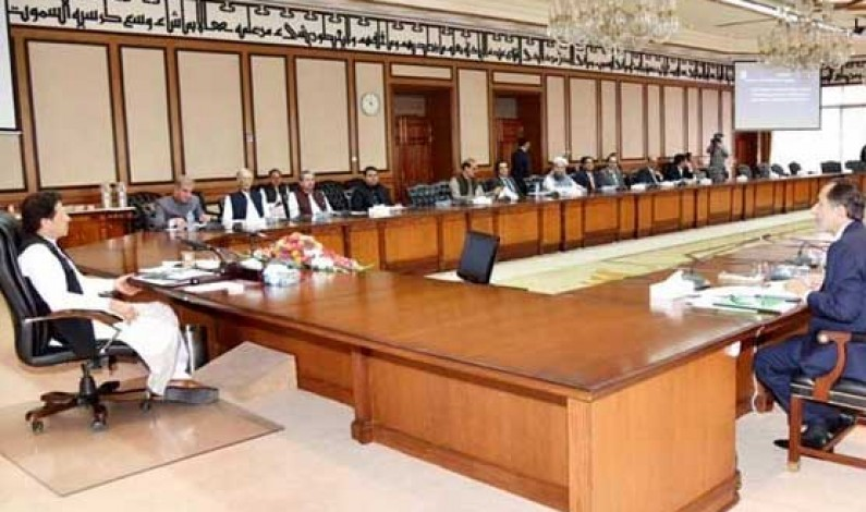 PM convenes Federal Cabinet meeting to review 100-day plan