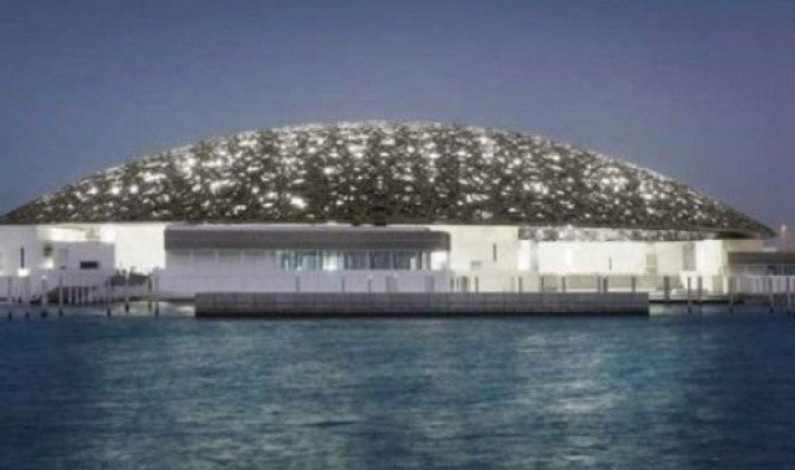 Orient meets Occident as Louvre Abu Dhabi rains light on art