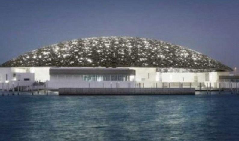 Orient meets Occident as Louvre Abu Dhabi rains light on art