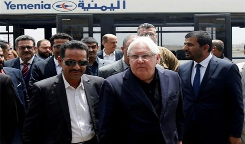 UN envoy takes Yemen peace bid to flashpoint Hodeida