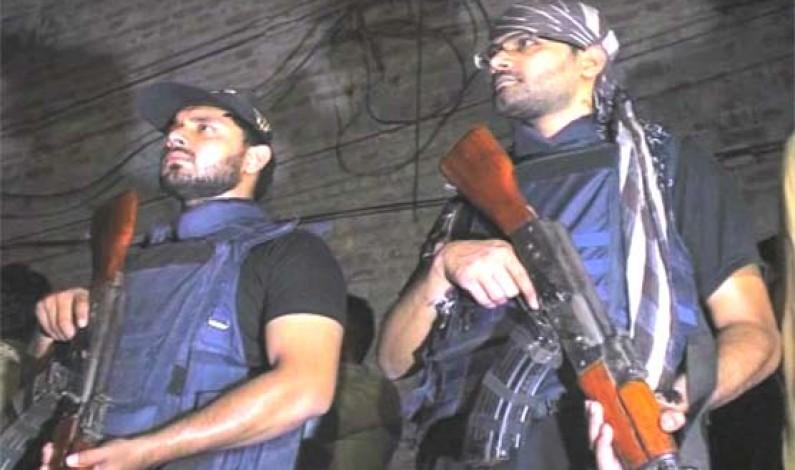 Bahawalpur: Two terrorists arrested in CTD operation