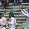 Bangladesh eye rare Test series win
