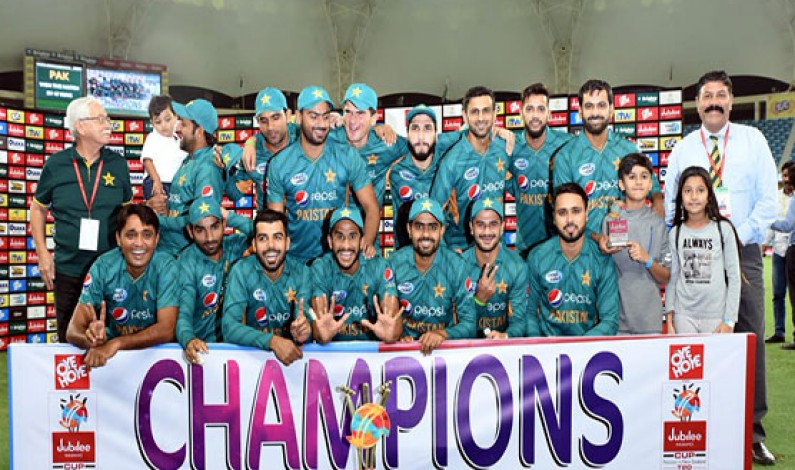 It's in our DNA: Youthful Pakistan race to Twenty20 domination