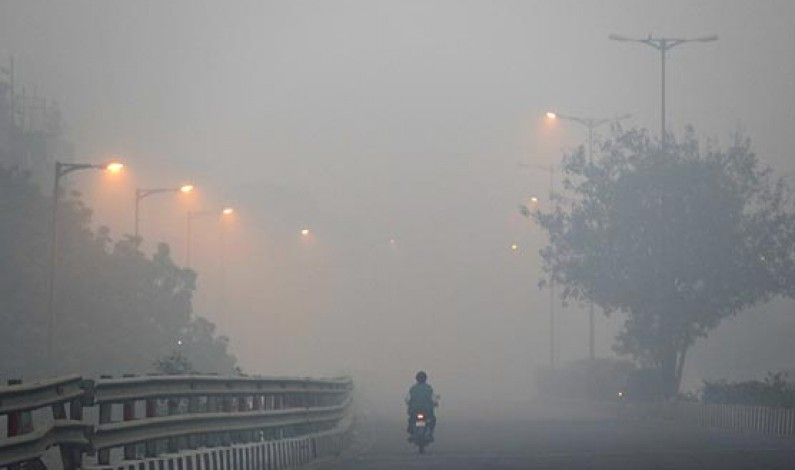 Smog intensity likely to plummet as MET dept predicts rain