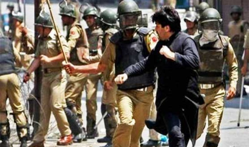 Indian troops martyr two Kashmiri youth in Badgam