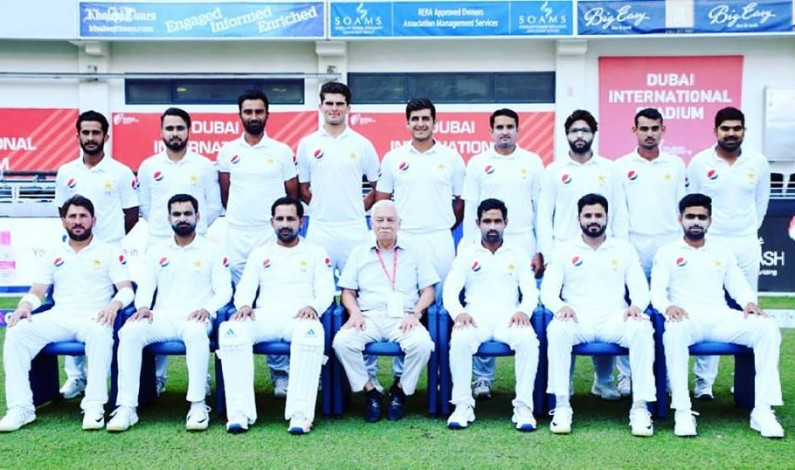Pakistan 15-member Test squad announced for 3rd Test match against New Zealand at Abu Dhabi