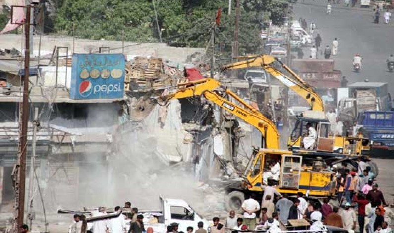 KDA to begin anti-encroachment operation in Korangi, South, Central today