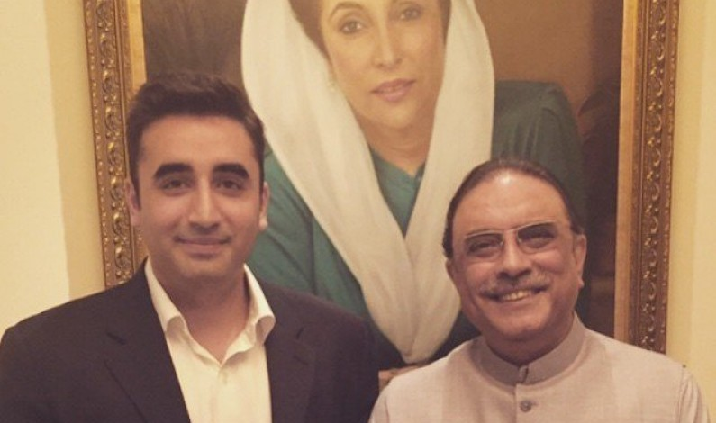 NAB summons Zardari, Bilawal on Dec 13