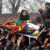 Thousands throng funeral for 'youngest' mujahid martyred in Held Kashmir